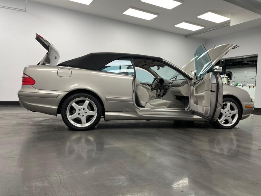 Used Mercedes-Benz CLK-Class 2dr Cabriolet 4.3L 2003   M Auto Group. Elizabeth, New Jersey