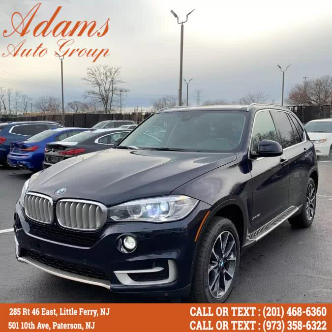 Used 2016 BMW X5 in Paterson, New Jersey | Adams Auto Group. Paterson, New Jersey