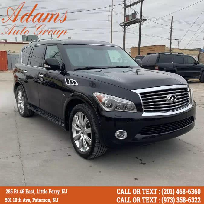 Used 2014 INFINITI QX80 in Little Ferry , New Jersey | Adams Auto Group . Little Ferry , New Jersey