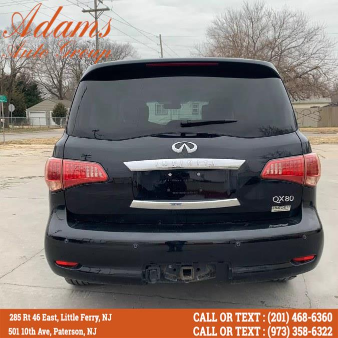 Used INFINITI QX80 4WD 4dr 2014 | Adams Auto Group . Little Ferry , New Jersey