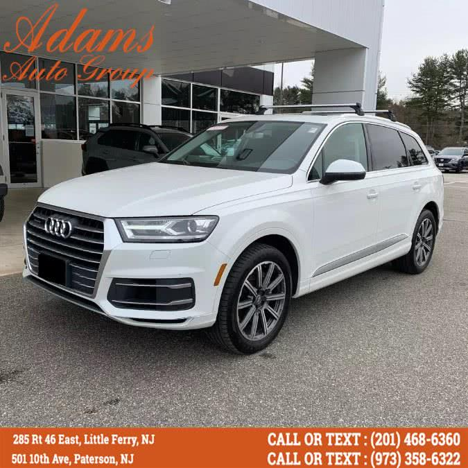 Used 2017 Audi Q7 in Little Ferry , New Jersey | Adams Auto Group . Little Ferry , New Jersey