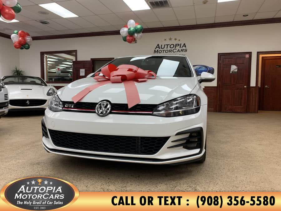 Used 2018 Volkswagen Golf GTI in Union, New Jersey | Autopia Motorcars Inc. Union, New Jersey