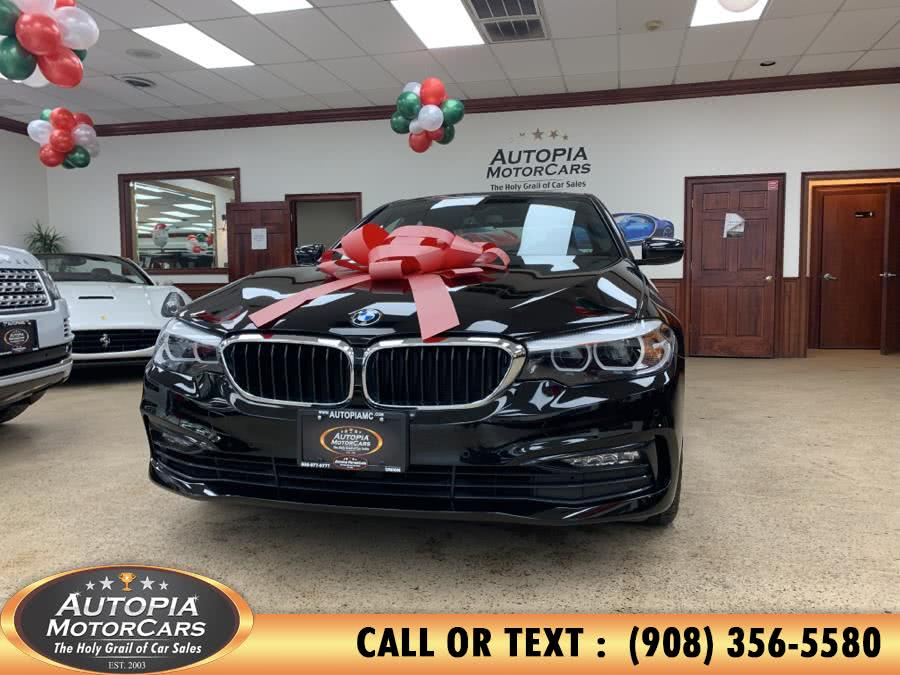 Used BMW 5 Series 530i xDrive Sedan 2018   Autopia Motorcars Inc. Union, New Jersey