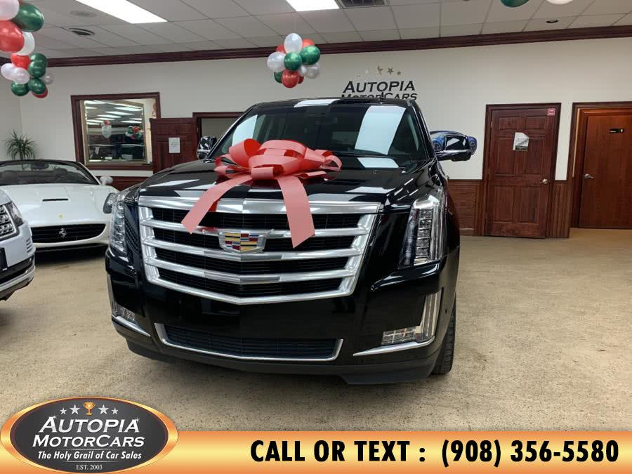 Used Cadillac Escalade 4WD 4dr Luxury 2017 | Autopia Motorcars Inc. Union, New Jersey