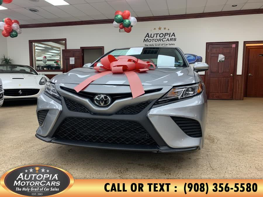 Used 2020 Toyota Camry in Union, New Jersey | Autopia Motorcars Inc. Union, New Jersey