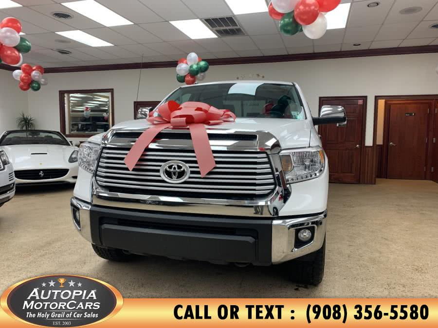 Used 2016 Toyota Tundra 4WD Truck in Union, New Jersey | Autopia Motorcars Inc. Union, New Jersey