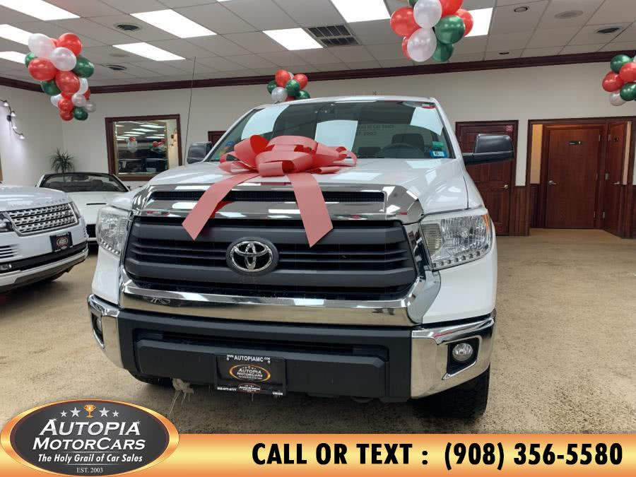 Used 2015 Toyota Tundra 4WD Truck in Union, New Jersey | Autopia Motorcars Inc. Union, New Jersey
