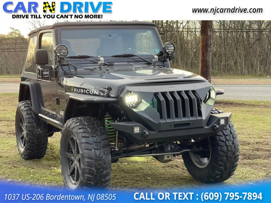 Used 2003 Jeep Wrangler in Bordentown, New Jersey | Car N Drive. Bordentown, New Jersey