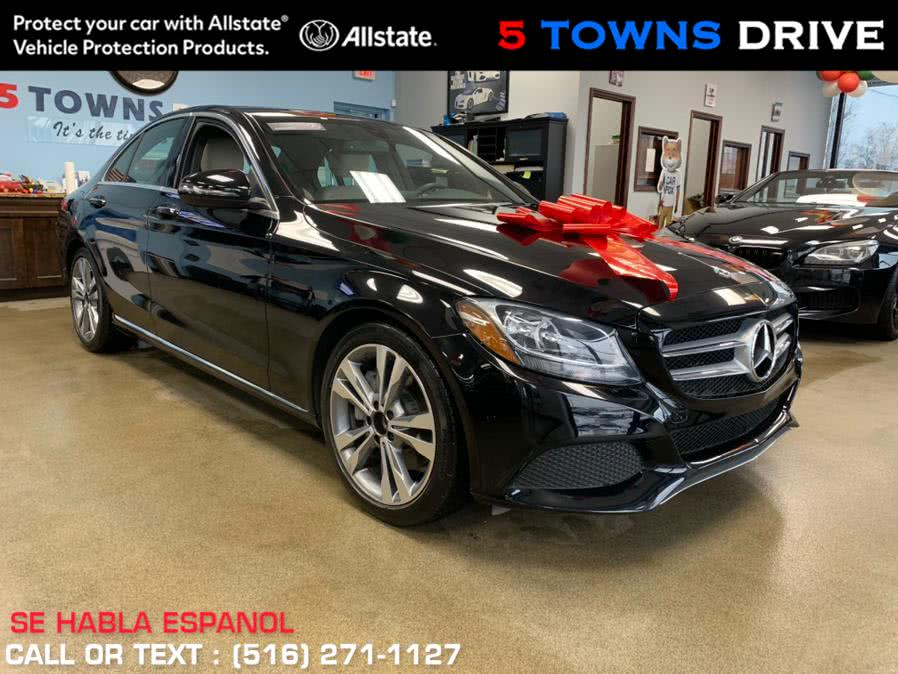 Used 2018 Mercedes-Benz C-Class in Inwood, New York | 5 Towns Drive. Inwood, New York