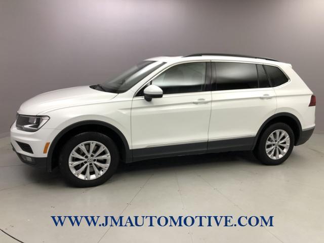 Used 2018 Volkswagen Tiguan in Naugatuck, Connecticut | J&M Automotive Sls&Svc LLC. Naugatuck, Connecticut