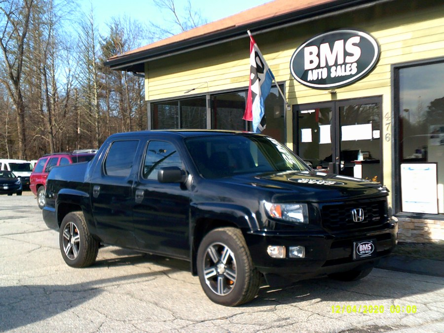 Used 2013 Honda Ridgeline in Brooklyn, Connecticut | Brooklyn Motor Sports Inc. Brooklyn, Connecticut