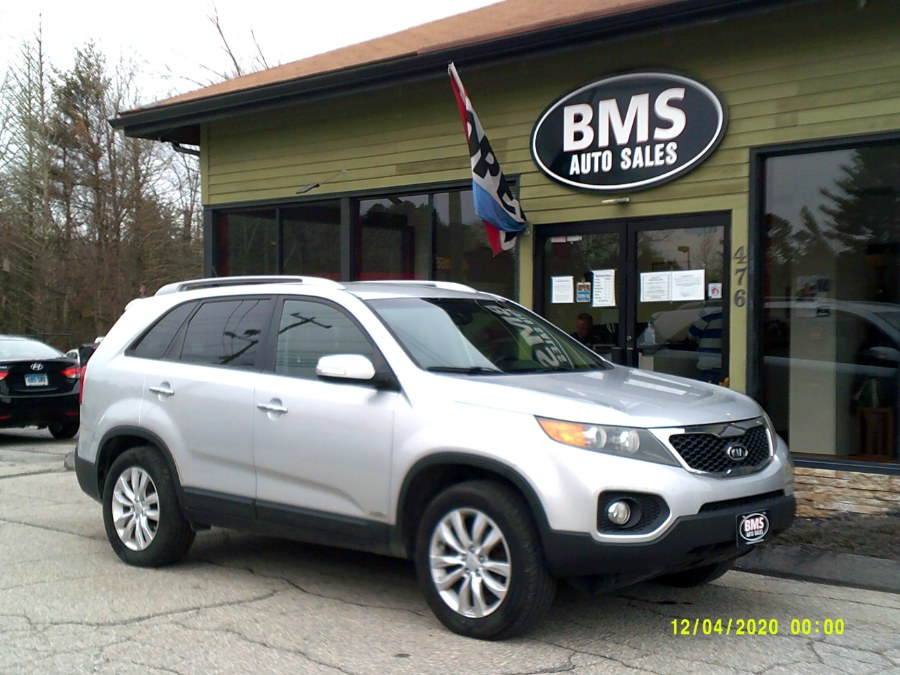 Used 2012 Kia Sorento in Brooklyn, Connecticut | Brooklyn Motor Sports Inc. Brooklyn, Connecticut
