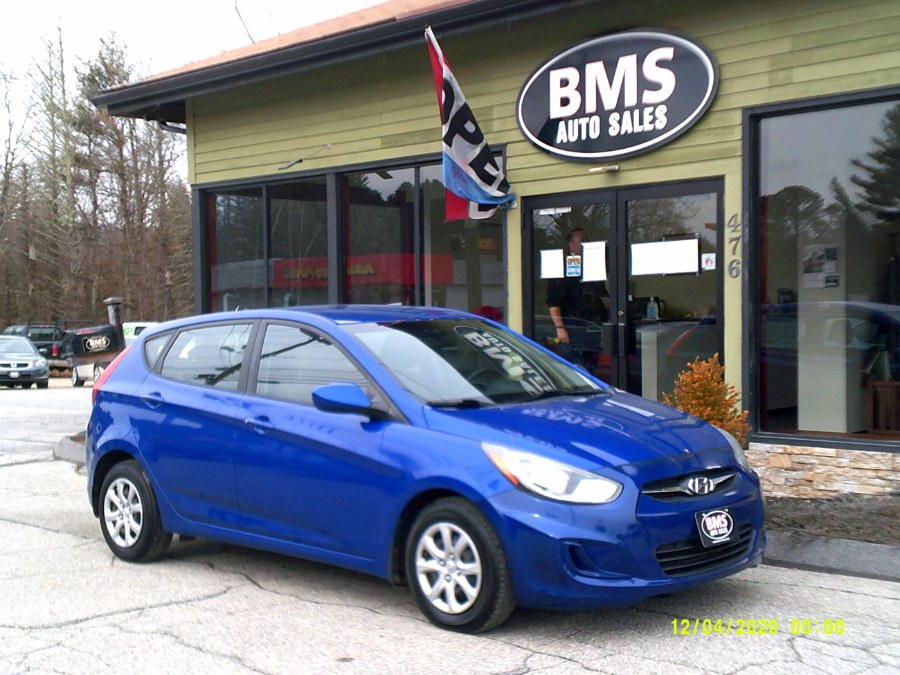 Used 2013 Hyundai Accent in Brooklyn, Connecticut | Brooklyn Motor Sports Inc. Brooklyn, Connecticut