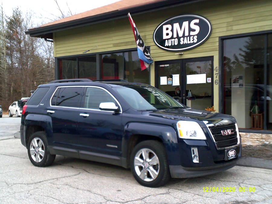 Used 2015 GMC Terrain in Brooklyn, Connecticut | Brooklyn Motor Sports Inc. Brooklyn, Connecticut