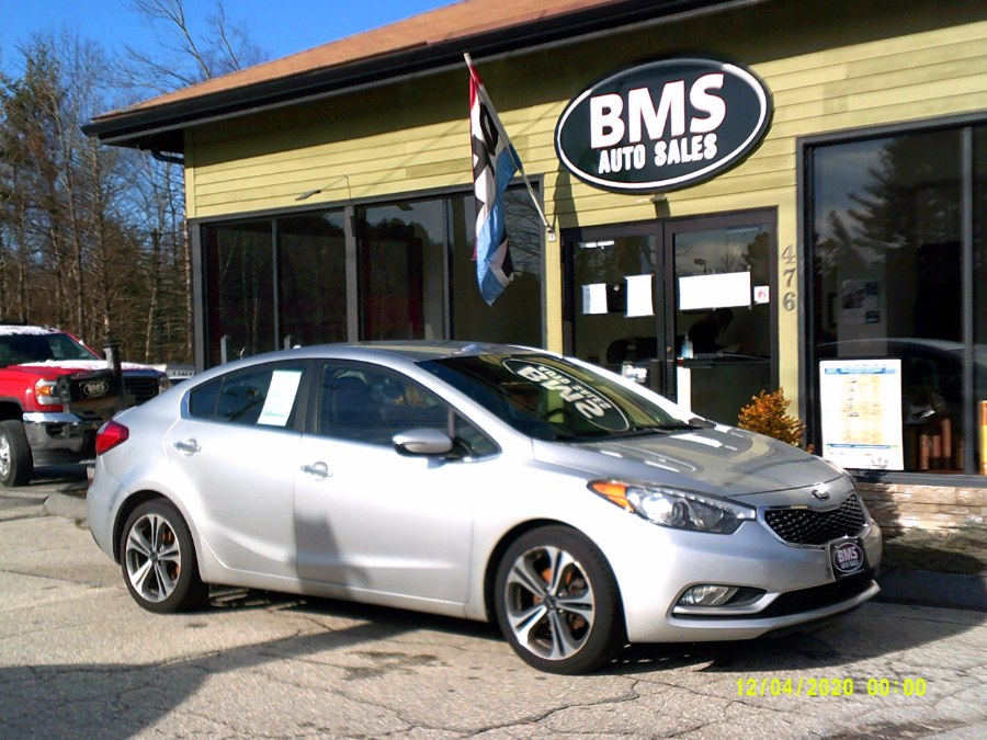 Used 2015 Kia Forte in Brooklyn, Connecticut | Brooklyn Motor Sports Inc. Brooklyn, Connecticut