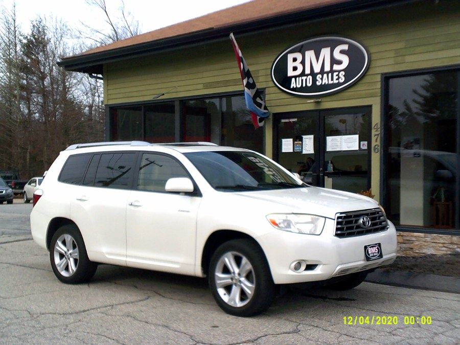 Used 2008 Toyota Highlander in Brooklyn, Connecticut | Brooklyn Motor Sports Inc. Brooklyn, Connecticut