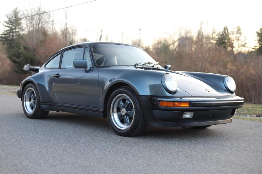 Used Porsche 911 Carrera 2dr Coupe 4-Spd Turbo 1988 | Meccanic Shop North Inc. North Salem, New York