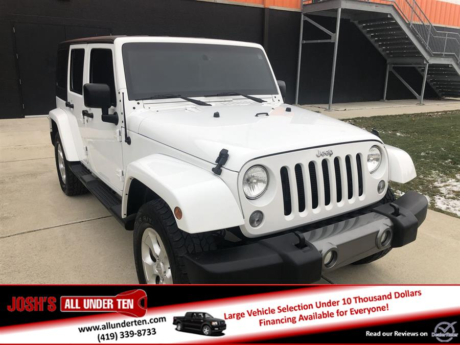 Used 2014 Jeep Wrangler Unlimited in Elida, Ohio | Josh's All Under Ten LLC. Elida, Ohio