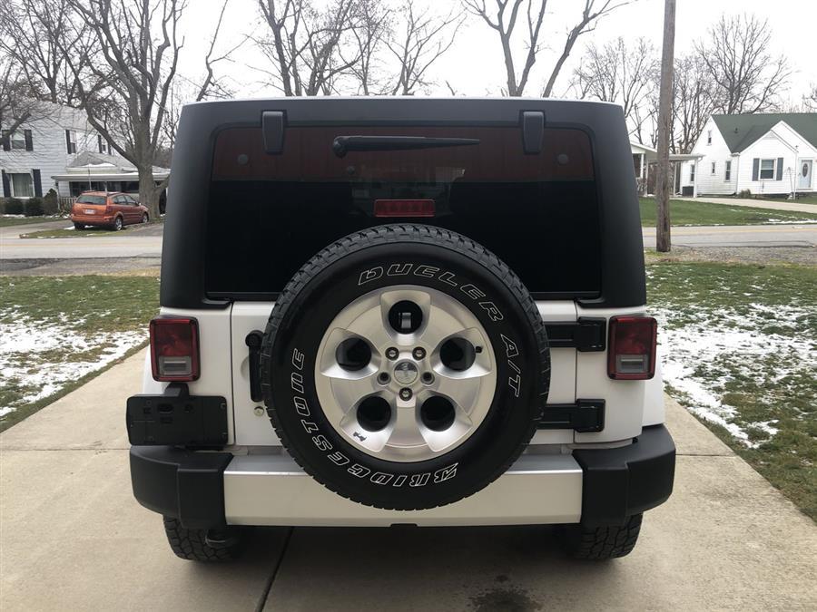 Used Jeep Wrangler Unlimited 4WD 4dr Sahara 2014 | Josh's All Under Ten LLC. Elida, Ohio