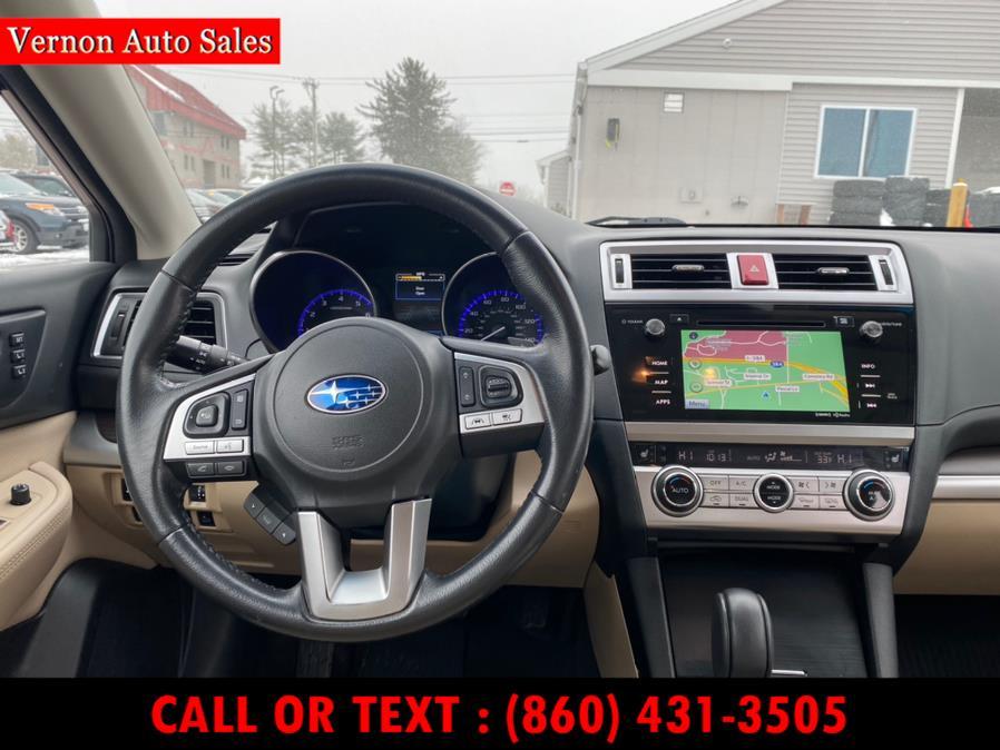 Used Subaru Legacy 2.5i Limited 2017   Vernon Auto Sale & Service. Manchester, Connecticut