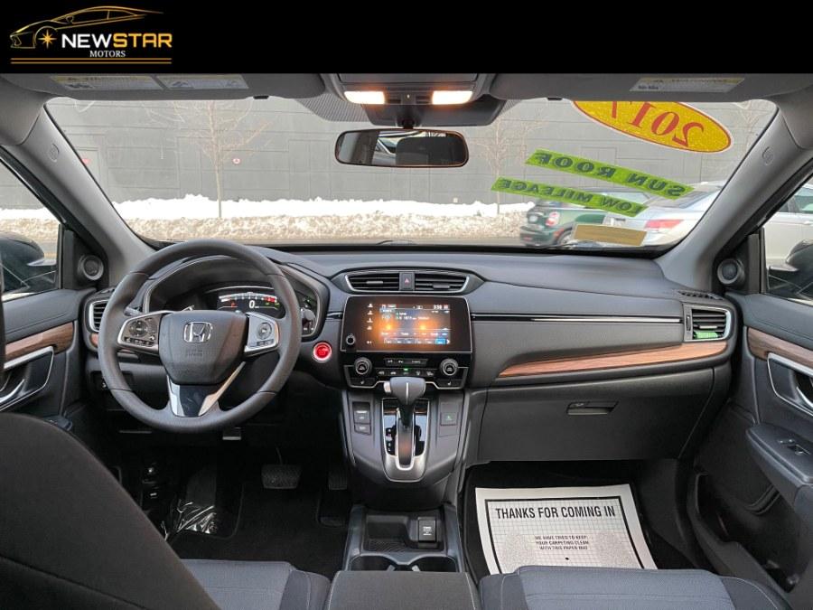 Used Honda CR-V EX AWD W/Sunroof 2017 | New Star Motors. Chelsea, Massachusetts