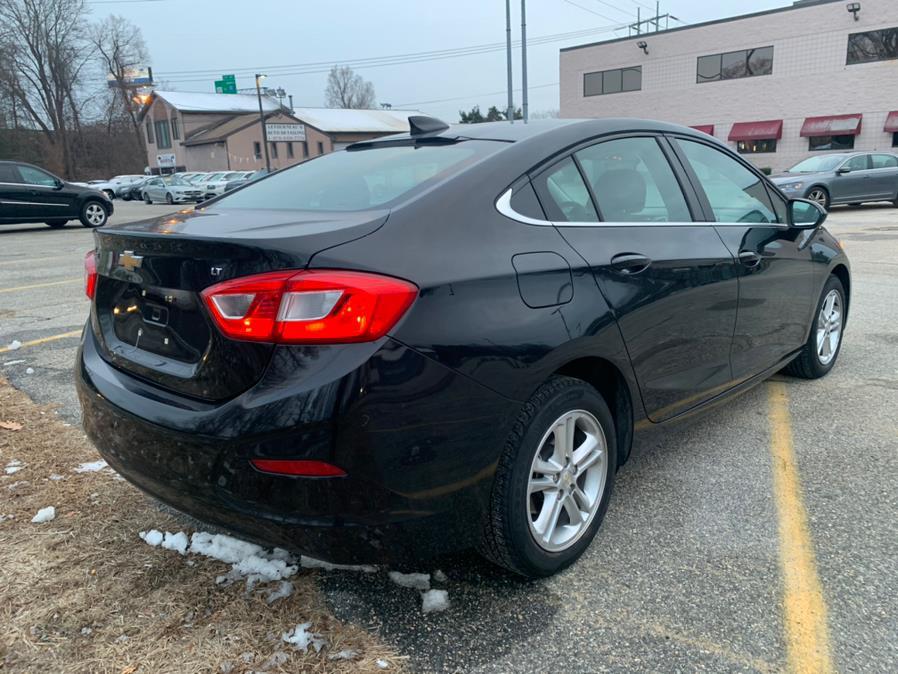 Used Chevrolet Cruze 4dr Sdn Auto LT 2017   Danny's Auto Sales. Methuen, Massachusetts