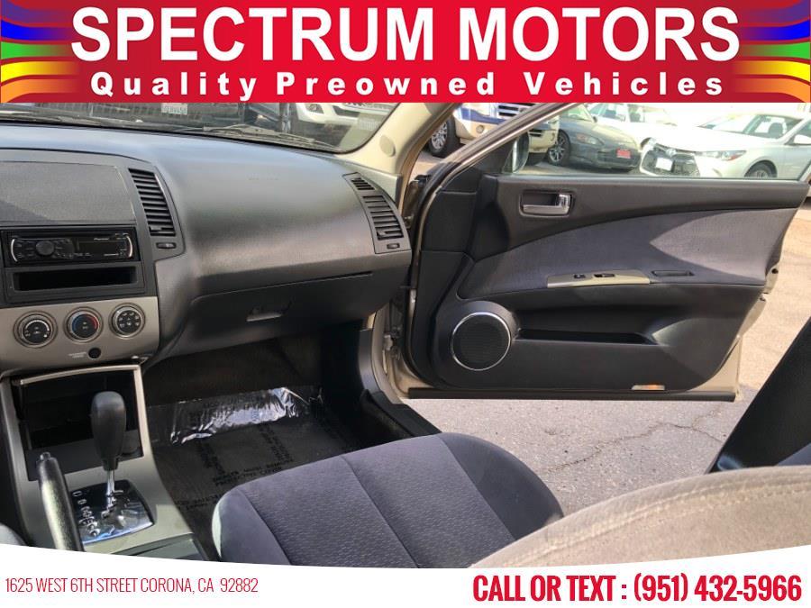 Used Nissan Altima 4dr Sdn I4 Auto 2.5 S 2005 | Spectrum Motors. Corona, California