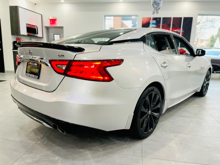 Used Nissan Maxima SR 3.5L 2017 | Luxury Motor Club. Franklin Square, New York