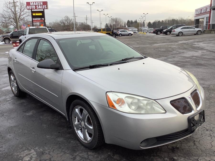 Used Pontiac G6 4dr Sdn GT 2006 | Marsh Auto Sales LLC. Ortonville, Michigan