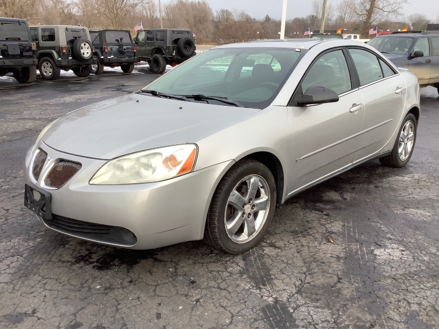 Used Pontiac G6 4dr Sdn GT 2006 | Marsh Auto Sales LLC. Ortonville, Michigan