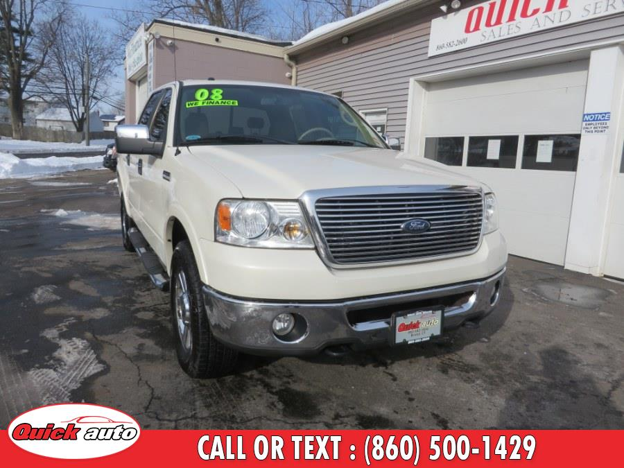 Used 2008 Ford F-150 in Bristol, Connecticut | Quick Auto LLC. Bristol, Connecticut