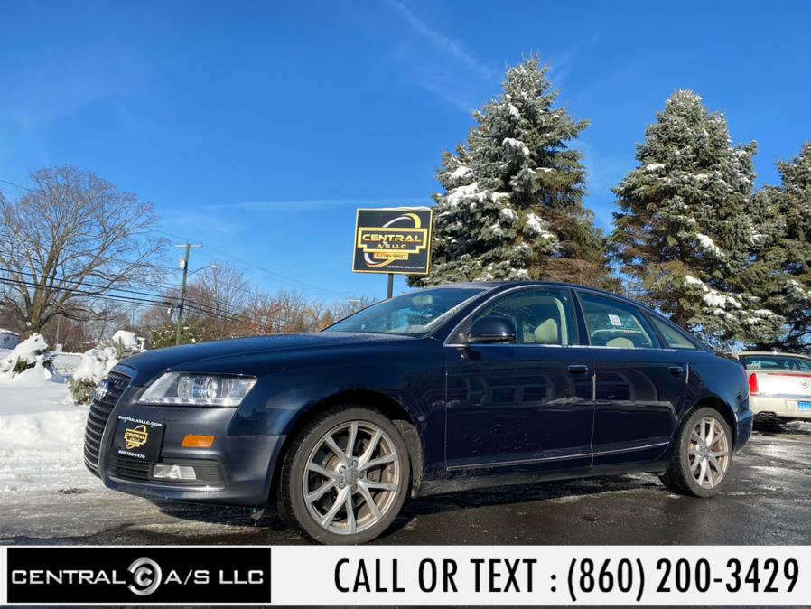 Used 2009 Audi A6 in East Windsor, Connecticut   Central A/S LLC. East Windsor, Connecticut