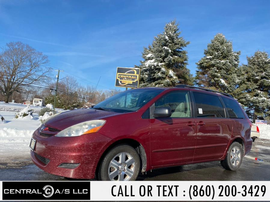 Used 2008 Toyota Sienna in East Windsor, Connecticut | Central A/S LLC. East Windsor, Connecticut