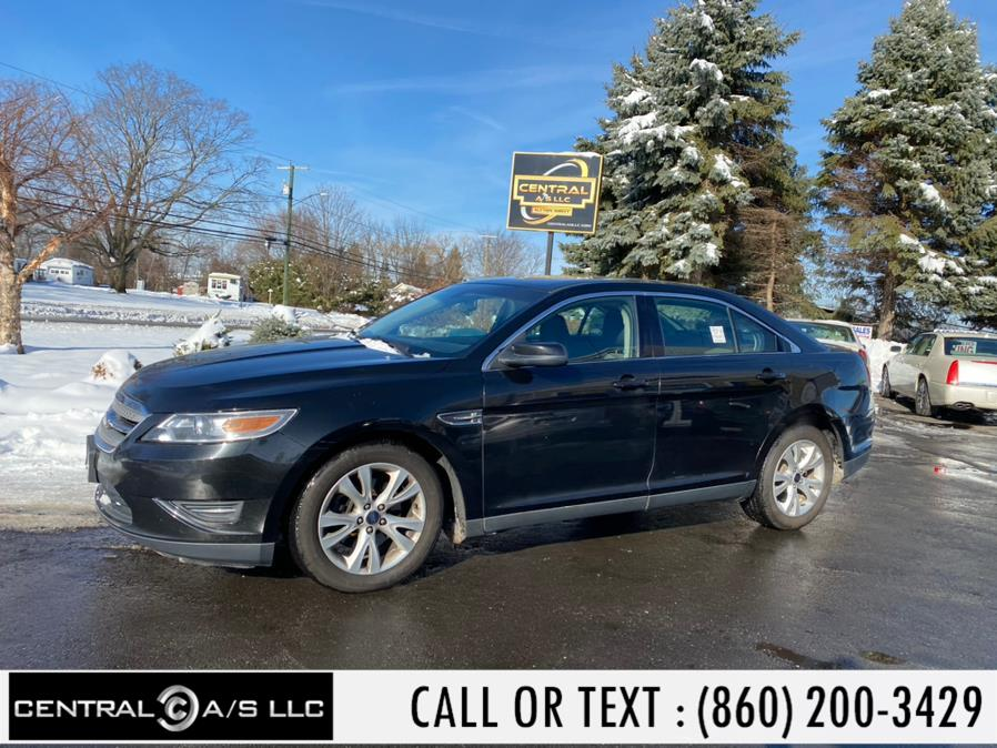 Used 2012 Ford Taurus in East Windsor, Connecticut   Central A/S LLC. East Windsor, Connecticut