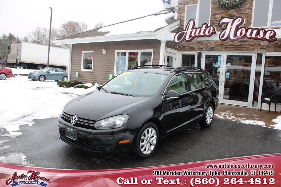 Used Volkswagen Jetta SportWagen 4dr Auto SE PZEV 2011 | Auto House of Luxury. Plantsville, Connecticut