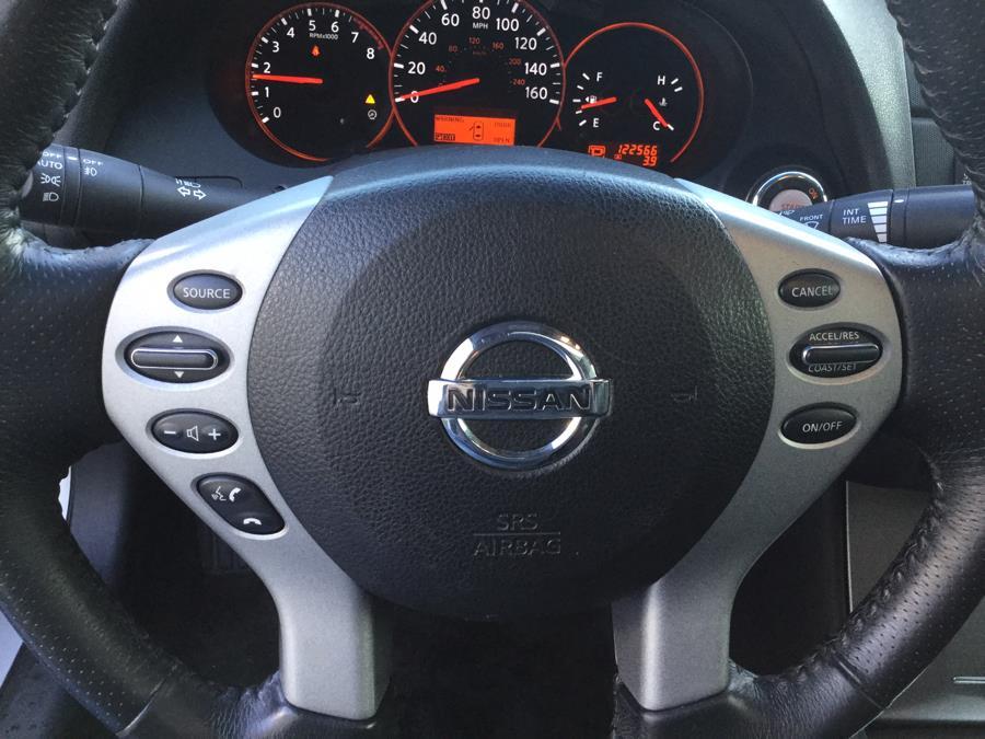 Used Nissan Altima 2dr Cpe V6 CVT 3.5 SE 2009 | L&S Automotive LLC. Plantsville, Connecticut