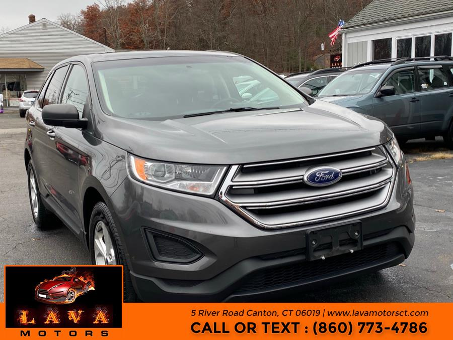 Used Ford Edge SE AWD 2017 | Lava Motors. Canton, Connecticut