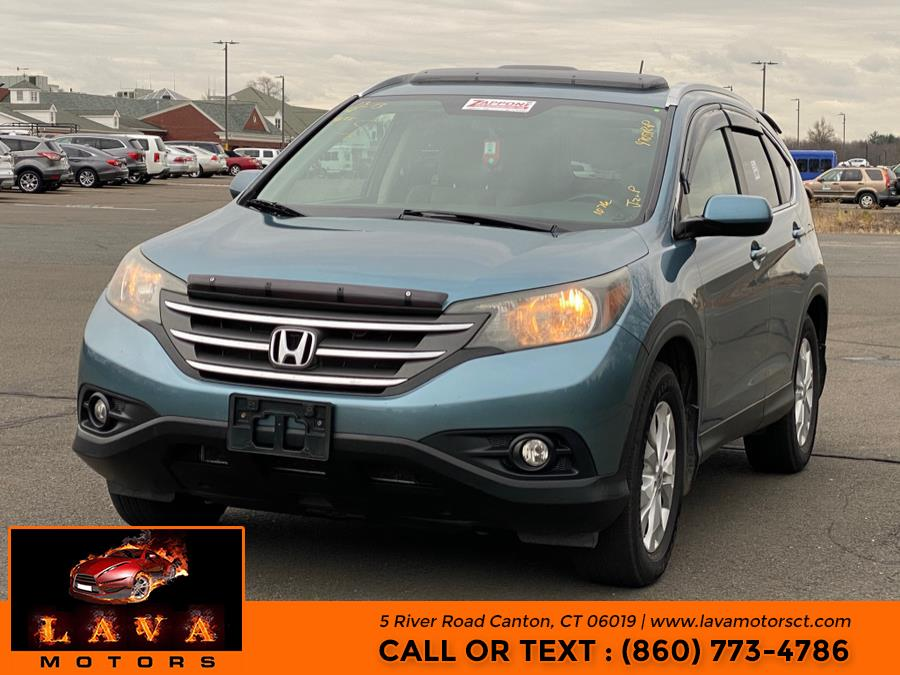 Used Honda CR-V AWD 5dr EX 2013 | Lava Motors. Canton, Connecticut