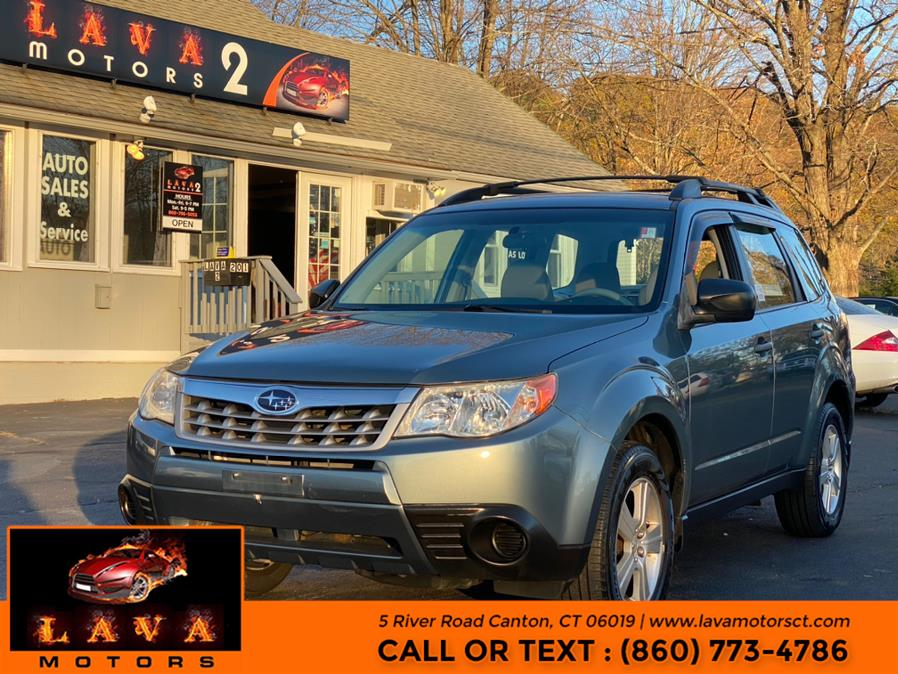 Used 2011 Subaru Forester in Canton, Connecticut | Lava Motors. Canton, Connecticut