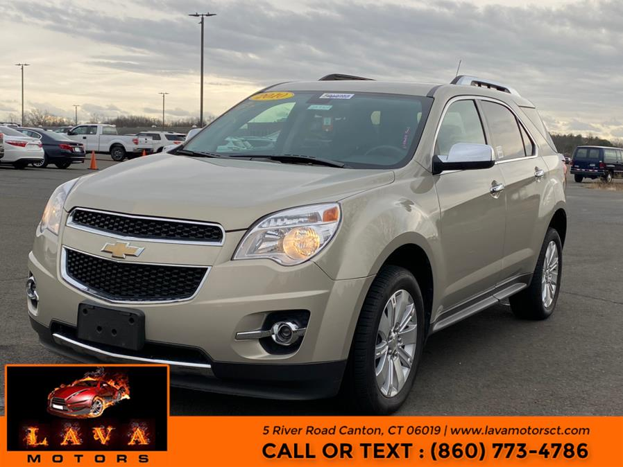 Used 2010 Chevrolet Equinox in Canton, Connecticut | Lava Motors. Canton, Connecticut