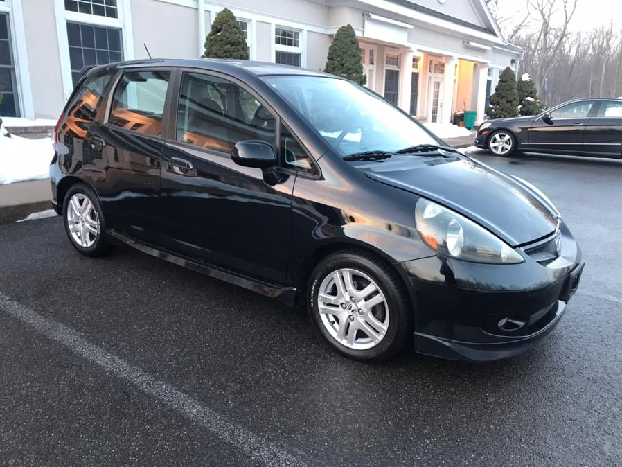 Used 2007 Honda Fit in Berlin, Connecticut | Auto Drive Sales And Service. Berlin, Connecticut