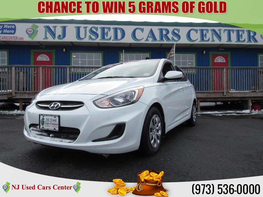 Used 2016 Hyundai Accent in Irvington, New Jersey | NJ Used Cars Center. Irvington, New Jersey