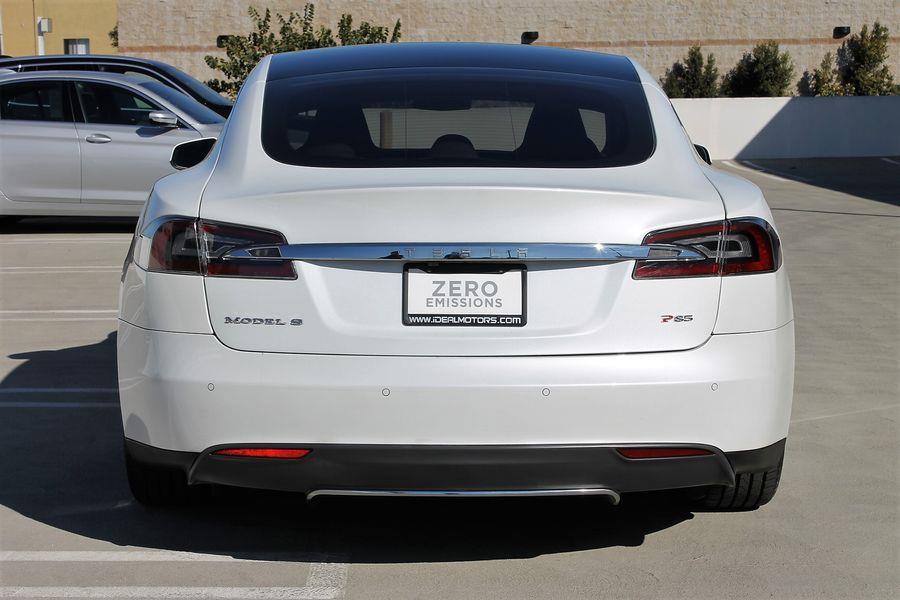 Used Tesla Model s Performance Sedan 4D 2013   Ideal Motors. Costa Mesa, California