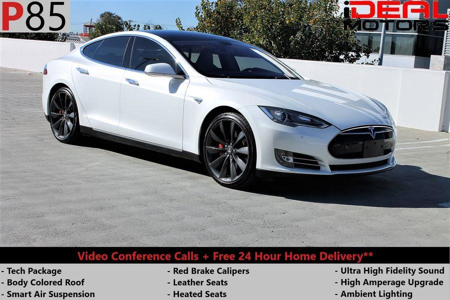Used Tesla Model s Performance Sedan 4D 2013 | Ideal Motors. Costa Mesa, California
