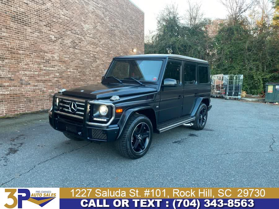 Used 2017 Mercedes-Benz G-Class in Rock Hill, South Carolina | 3 Points Auto Sales. Rock Hill, South Carolina
