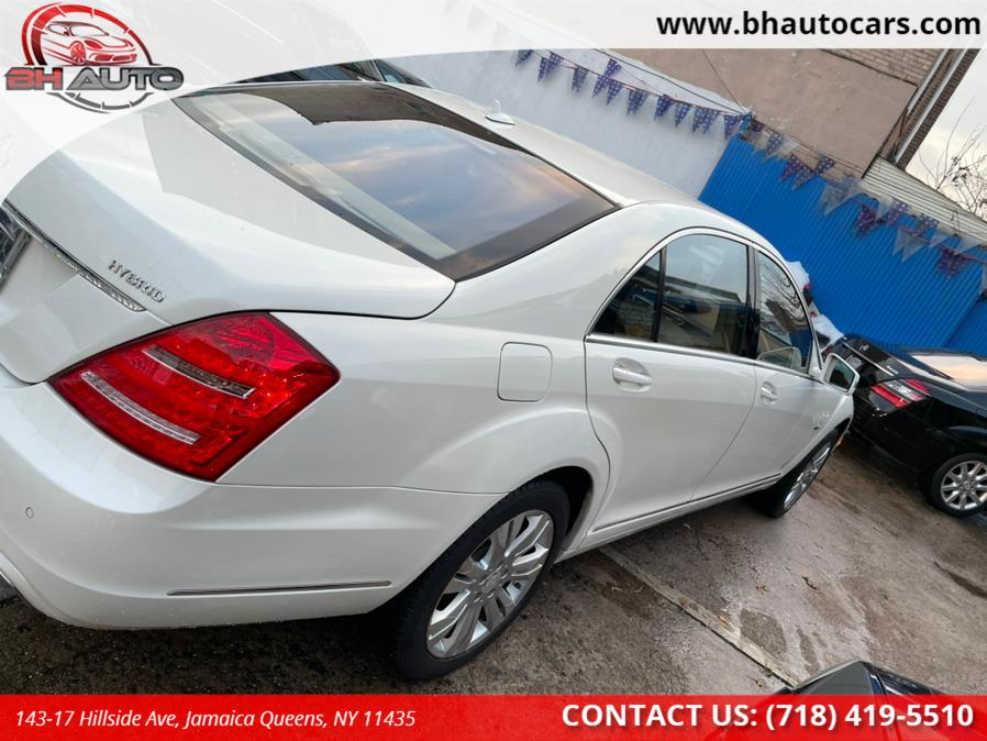 Used Mercedes-Benz S-Class 4dr Sdn S400 Hybrid RWD 2010 | BH Auto. Jamaica Queens, New York