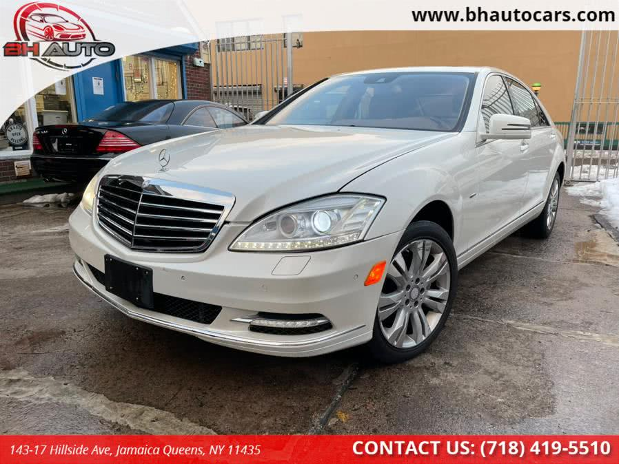 Used 2010 Mercedes-Benz S-Class in Jamaica Queens, New York | BH Auto. Jamaica Queens, New York