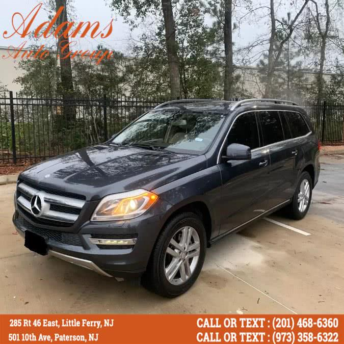 Used 2014 Mercedes-Benz GL-Class in Paterson, New Jersey | Adams Auto Group. Paterson, New Jersey