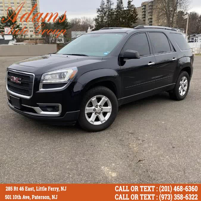 Used 2014 GMC Acadia in Paterson, New Jersey | Adams Auto Group. Paterson, New Jersey