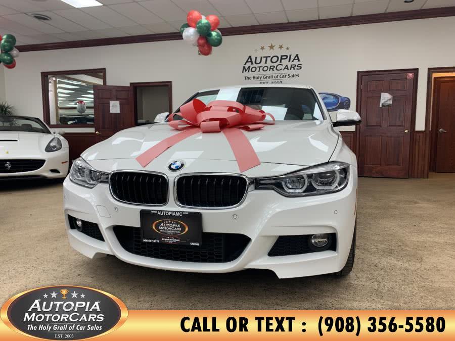 Used BMW 3 Series 330i xDrive Sedan 2017   Autopia Motorcars Inc. Union, New Jersey